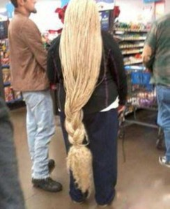 People With Ridiculously Long Hair (30 photos) 1