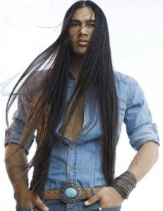 People With Ridiculously Long Hair (30 photos) 13