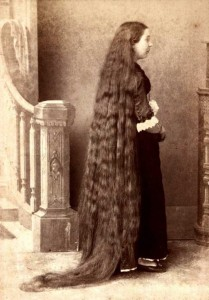 People With Ridiculously Long Hair (30 photos) 16