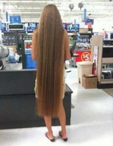 People With Ridiculously Long Hair (30 photos) 5