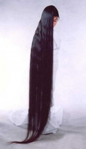 People With Ridiculously Long Hair (30 photos) 9