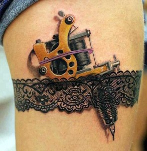 22 Jaw-Dropping 3D Tattoos (22 photos) 10