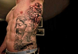 22 Jaw-Dropping 3D Tattoos (22 photos) 16
