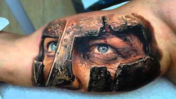 22 Jaw-Dropping 3D Tattoos (22 photos) 22