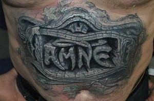 22 Jaw-Dropping 3D Tattoos (22 photos) 8