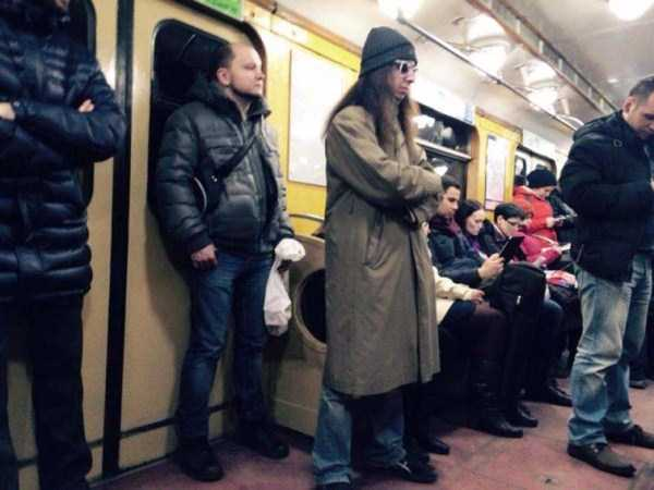 Subway Fashion: Russian Edition - Part 2 (42 photos) 15