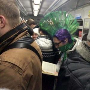 Subway Fashion: Russian Edition - Part 2 (42 photos) 3