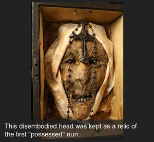 Creepy Photos That Are Apparently Real (19 photos) 1
