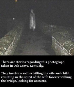 Creepy Photos That Are Apparently Real (19 photos) 17