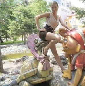 A Small Dose of Russian Weirdness (24 photos) 10