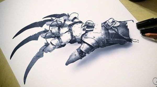 Simply Stunning Pencil Drawings (27 photos) 28