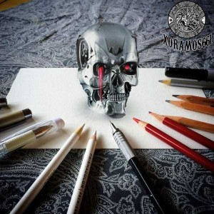 Simply Stunning Pencil Drawings (27 photos) 4