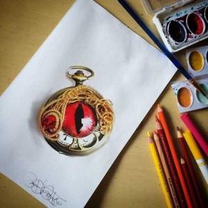 Simply Stunning Pencil Drawings (27 photos) 6