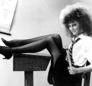 Nicole Kidman in the 1980s (16 photos)