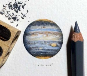 You Will Be Impressed With These Tiny Drawings (14 photos) 13
