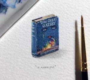 You Will Be Impressed With These Tiny Drawings (14 photos) 14