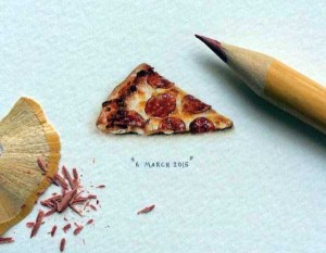 You Will Be Impressed With These Tiny Drawings (14 photos) 2