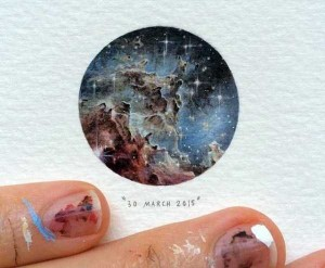 You Will Be Impressed With These Tiny Drawings (14 photos) 5