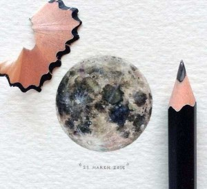 You Will Be Impressed With These Tiny Drawings (14 photos) 8