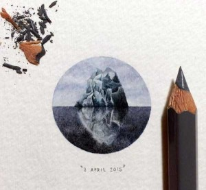You Will Be Impressed With These Tiny Drawings (14 photos) 9