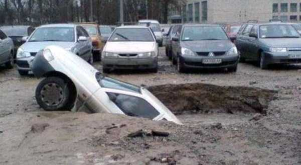 cars-in-bizarre-situations (13)