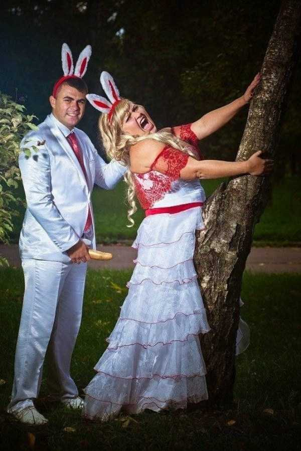 Crazy Russian Wedding Pictures 45 Klyker Com