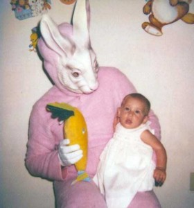 Creepy Easter Bunnies That Came Straight From Hell (40 photos) 1
