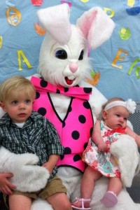 Creepy Easter Bunnies That Came Straight From Hell (40 photos) 10