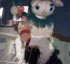 Creepy Easter Bunnies That Came Straight From Hell (40 photos) 11