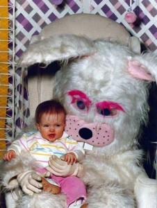 Creepy Easter Bunnies That Came Straight From Hell (40 photos) 12