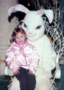 Creepy Easter Bunnies That Came Straight From Hell (40 photos) 16
