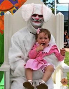 Creepy Easter Bunnies That Came Straight From Hell (40 photos) 2
