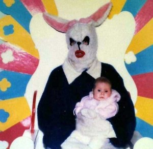 Creepy Easter Bunnies That Came Straight From Hell (40 photos) 22