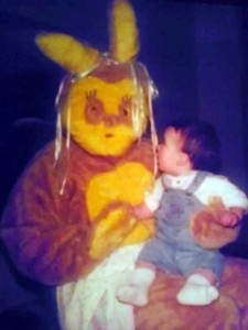 Creepy Easter Bunnies That Came Straight From Hell (40 photos) 24