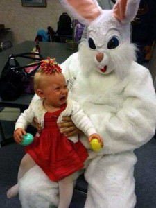 Creepy Easter Bunnies That Came Straight From Hell (40 photos) 28