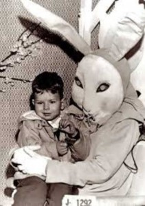 Creepy Easter Bunnies That Came Straight From Hell (40 photos) 3
