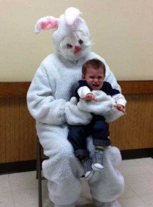 Creepy Easter Bunnies That Came Straight From Hell (40 photos) 30