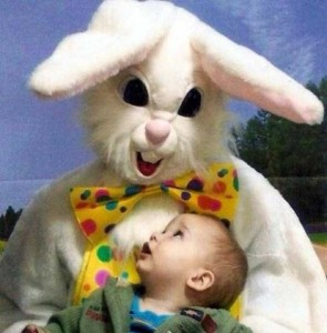Creepy Easter Bunnies That Came Straight From Hell (40 photos) 37