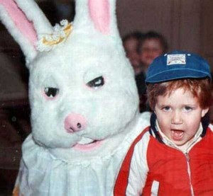 Creepy Easter Bunnies That Came Straight From Hell (40 photos) 39