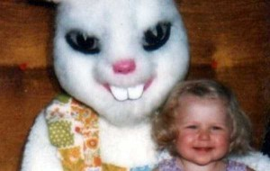 Creepy Easter Bunnies That Came Straight From Hell (40 photos) 40