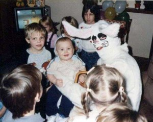 Creepy Easter Bunnies That Came Straight From Hell (40 photos) 5