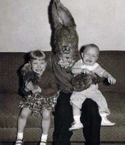 Creepy Easter Bunnies That Came Straight From Hell (40 photos) 7