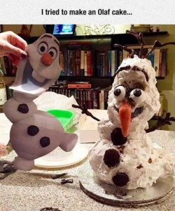 Disney-Inspired Cakes Gone Wrong (21 photos) 8