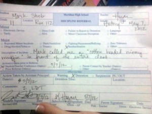 Hilariously Ridiculous Reasons to Get Detention (34 photos) 25