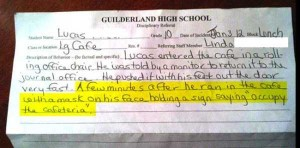 Hilariously Ridiculous Reasons to Get Detention (34 photos) 4
