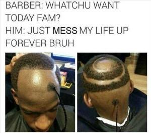 Ghetto Barber Can Do Miracles (25 photos) 13