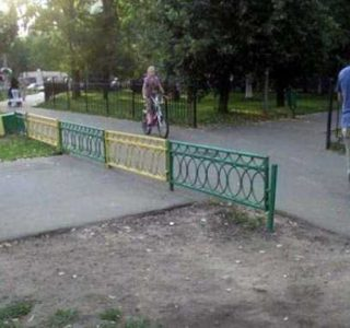 Construction Mistakes That Can't Be Tolerated (39 photos)