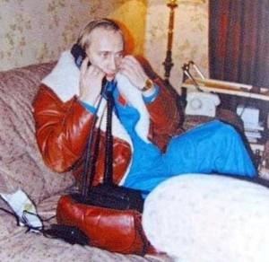 Rare Photos of Vladimir Putin When He Was Young (18 photos) 14