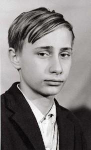 Rare Photos of Vladimir Putin When He Was Young (18 photos) 18