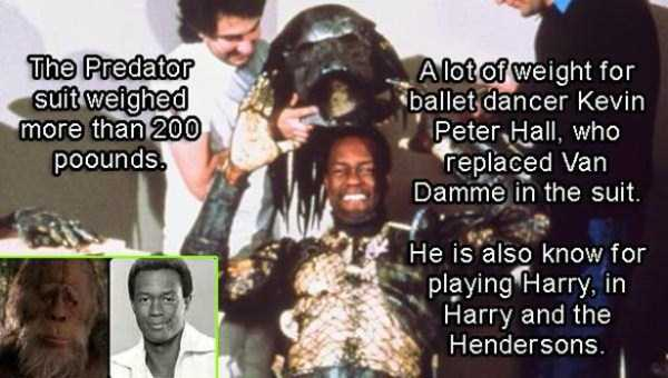 "A Few Interesting Things About ""The Predator"" (16 photos) 11"